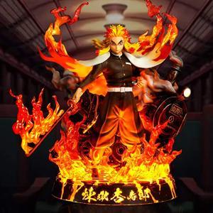 劇場版 鬼滅の刃 無限列車編 その一 炎柱 煉獄 杏寿郎  塗装済み完成品フィギュア