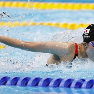 【NHK】2分でわかる!大橋悠依金メダル!日本競泳女子初の2冠 | 競泳女子200m個人メドレー
