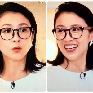 水野美紀さんに学ぶ、大人かわいいメガネ