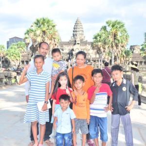 【感謝】カンボジアの友人の現状? #拡散 #シェア #RT