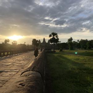 【旅の備忘録】ここが変わった、カンボジア #カンボジア #アンコールワット #シェムリアップ