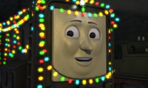 きかんしゃトーマス 「ディーゼルのクリスマスキャロル その1 」動画