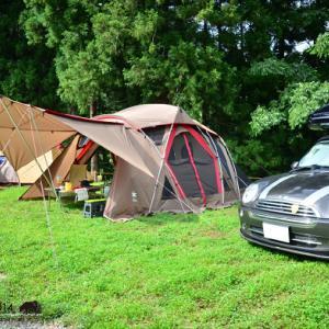 キャンプに行ってきました・・・先月に(^_^;)