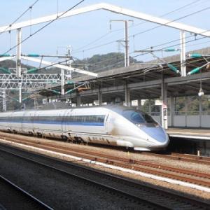 プレゼントしてもらった乗車券・特急券で旅に出る・・4(いよいよ新幹線に乗車)
