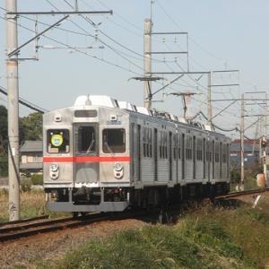 11/9 養老鉄道撮影記(続けて走ってくる7700系)