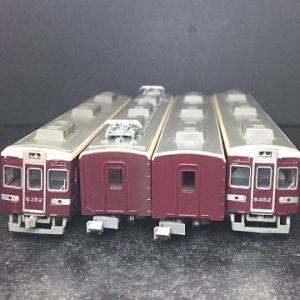 今日は模型(そろそろ阪急6300系を・・)