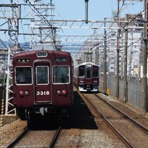 6/7 阪急撮影記・・2(上牧~富田)