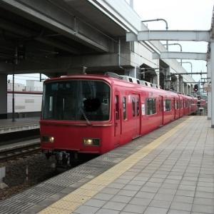 名鉄全線乗車企画(2.河和線・知多新線)