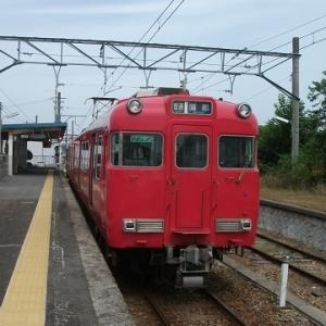 名鉄全線乗車企画(6.蒲郡線~JR豊橋駅)