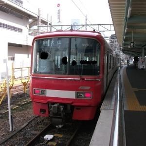 名鉄全線乗車企画(続編4.各務原線細畑駅)