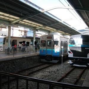 12/27 伊豆急行線に乗りに行こう(5.特急踊り子号の185系に乗る)