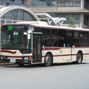 路線バスで比叡山に行ってみよう(1.京都バス編)