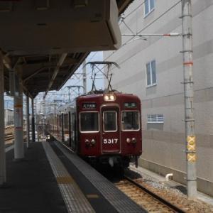 今年乗車した阪急京都線の編成を記録する!・・第31週