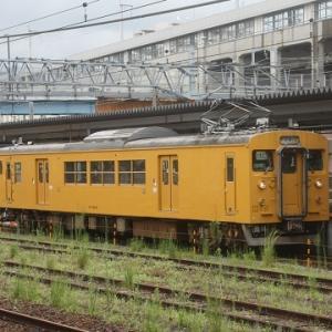 2019.7博多・山陽旅(終.岩徳線に初めて乗車する)