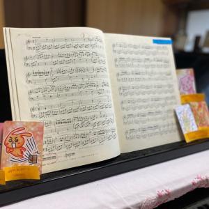 小さなピアニスト♡
