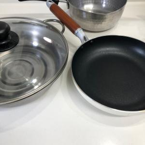 鍋が届きました(﹡ˆᴗˆ﹡)