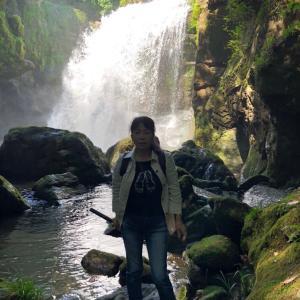 滝 ・・・黄牛の滝