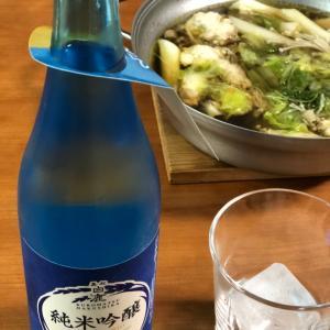 飲んだのは日本酒です。