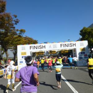 最後まで全力で・・・ それが目標です ~大阪マラソン2018~