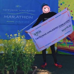 出しきるレースが好きだから(ごめんなさいも含めて)~館山若潮マラソン2019~