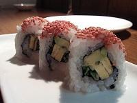 美味しいロール寿司!