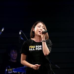 今日は吉川友さん単独ライブ ☆ ネット配信あります!