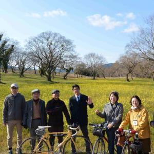 春うらら~TWEEDサイクリングin四万十!!