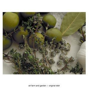 魔法のオイル オリーブバリエ/[アート農場と庭]のアートフード