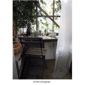 春のグリーンハウス/art farm & garden