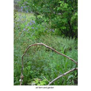 グリーン/art farm & gardenの庭