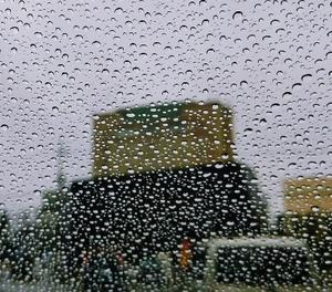 小雨の木曜日
