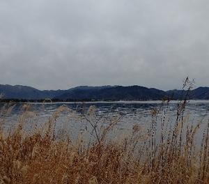 一面の灰色の空~月曜日