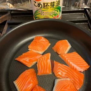こめ胚芽油で調理も安心 美味しい