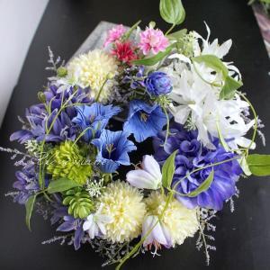 Wreath*お供えの花