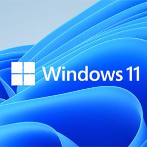 【windows11】アップグレード可能かチェックしたよ!
