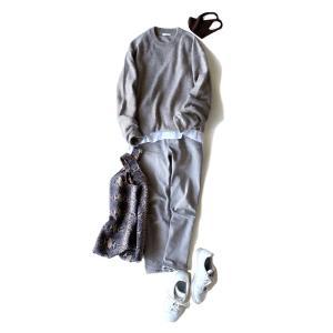 ワントーンコーデをパジャマに見せない着こなし方