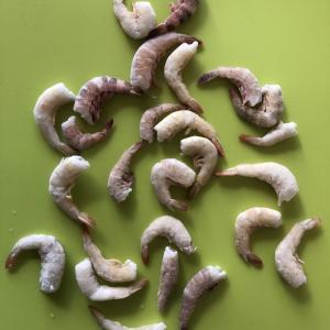 ミャンマーの小エビ
