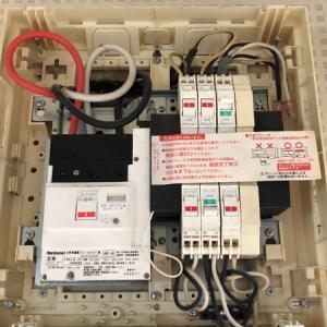 7号古民家の床下の様子と電気メーターがなかった件( ;∀;)。