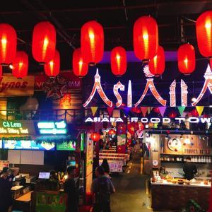 ホーチミンのうまいもん集結・屋内の屋台村!~ Sence Market改め、Central Market  Asian Food Town