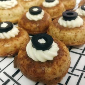 ホットケーキミックス使って、超簡単ケークサレ!