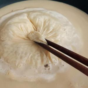 【ちぇり飯!】湯葉を作ったら、なんとなくおからも作れてしまった話