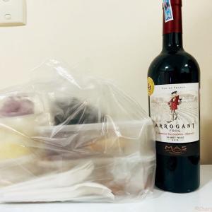 【Grab Food】ホーチミンでワインを気軽にデリバリー! ~ Chevalier