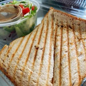 【Grab Food】ホーチミンにあったこんなサンドイッチ! ~ Hungry Bunny