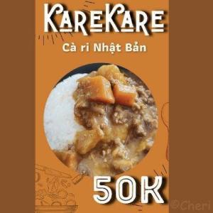 ホーチミンで昔懐かしい美味しいカレーが、なんと驚異の50k?! ~ Kare Kare