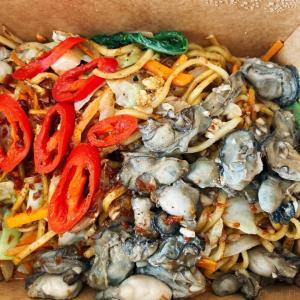 【Capichi】ホーチミンにこんなお店もあったのねと思わせてくれる、ちょっと東南アジアな焼きそばが食べられる店! ~ Fried Rice –  Fried Noodle  Wokjoy Saigon
