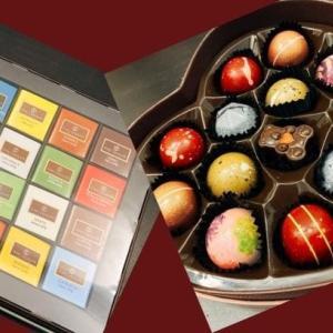 レギュラー商品を頼んで見たら日々楽しくて幸せなんですが ~ D'art Chocolate