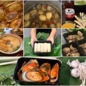 ホーチミンの中でもとびきりのベトナム料理!再びデリバリーが始まります! ~ Nha Tu