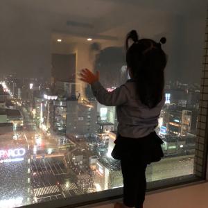 娘っこ東京に来る②