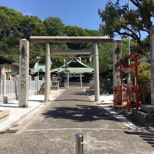 広島県 比治山神社
