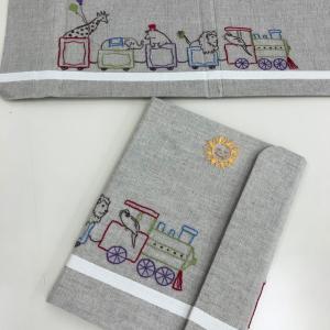 母子手帳入れに♡B6サイズの手帳カバー《カルトナージュ》鎌取カルチャー